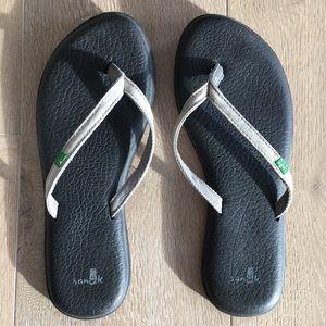Sanuk Women's Sandals, Size 8